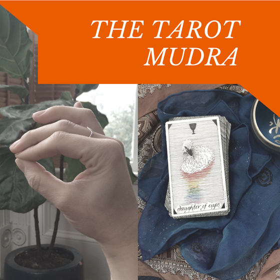Image of The Tarot Mudra Reading