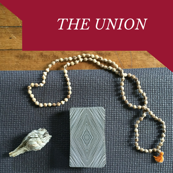 Image of The Union Yoga + Tarot Reading