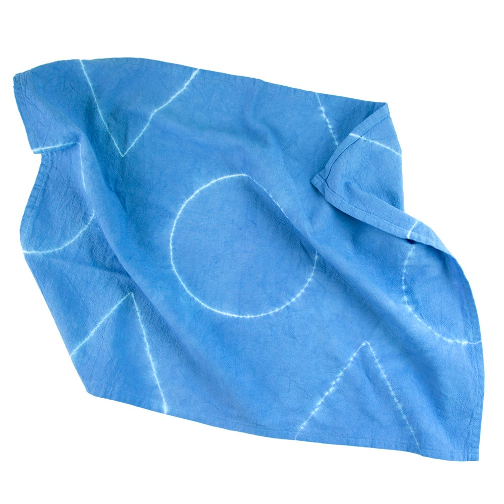 Image of Kitchen Towel - Light Blue