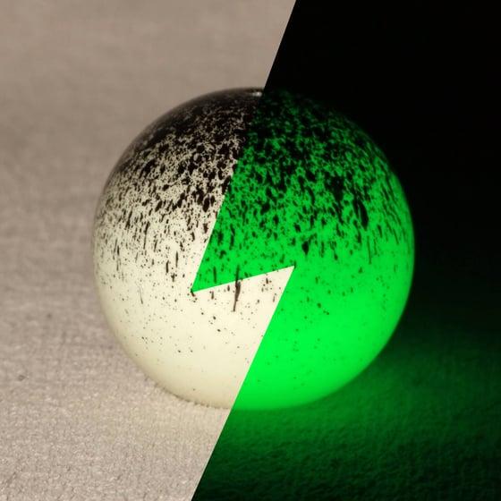 Image of Glowing Splash