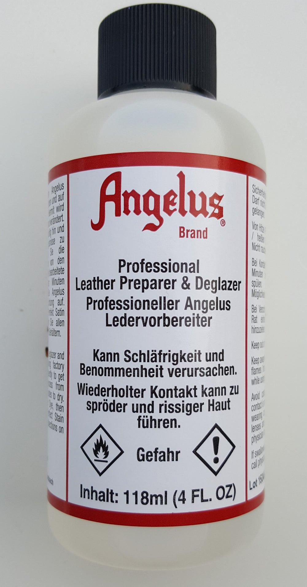 Image of Angelus Ledervorberiter/Leather Preparer & Deglazer