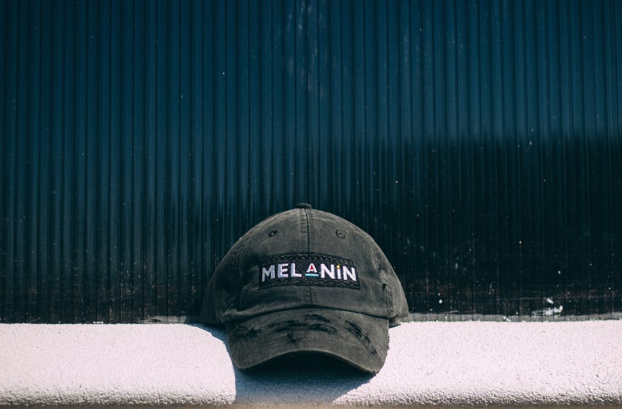 "Image of ""Martin Charcoal Melanin hat"