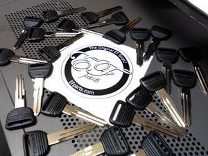 Image of OEM Honda Key Blanks