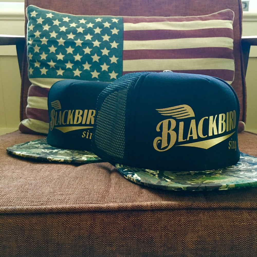Image of Blackbird Sing -Trucker