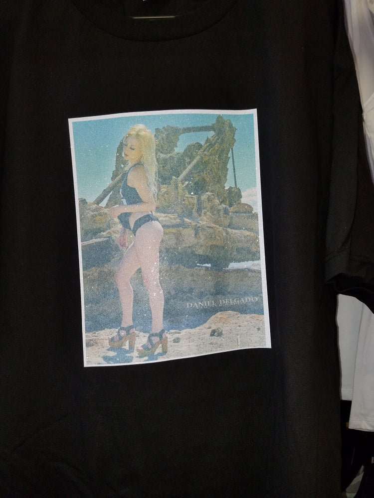 Image of Limited print T shirt