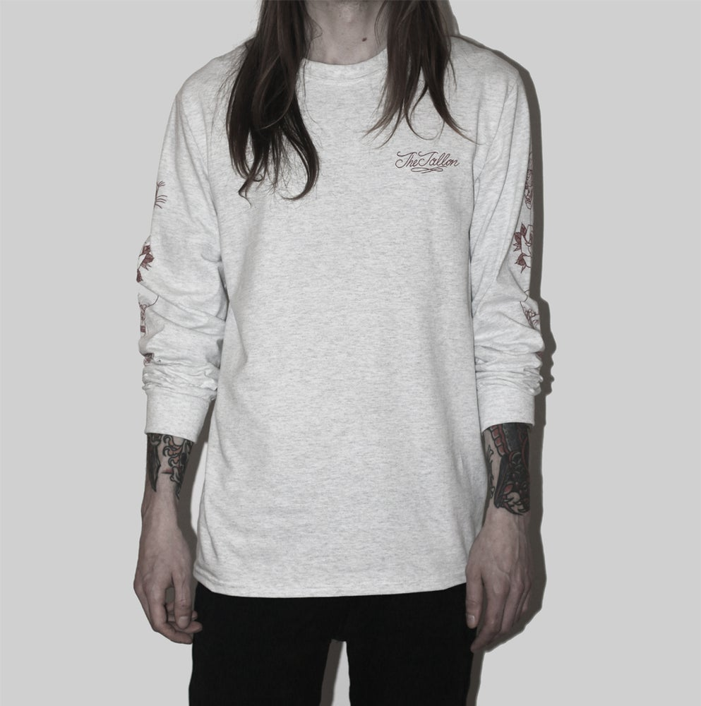 Image of Flash Long Sleeve - Grey