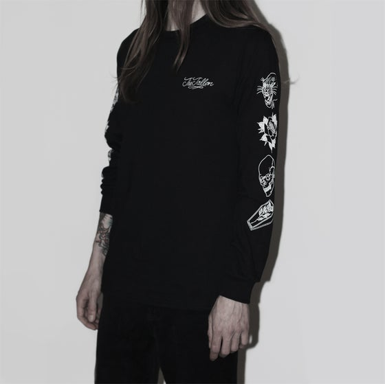 Image of Flash Long Sleeve - Black