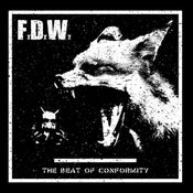 Image of FxDxWx (FOX DEVILS WILD) - THE BEAT OF CONFORMITY LP