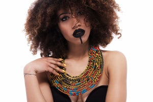 Image of ****AFRICAN QUEEN NECKLACE****
