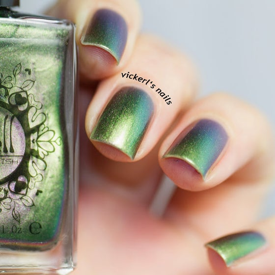 Image of Magichromes™ SPELL POLISH ~No Place Like Home~ color shifting nail polish