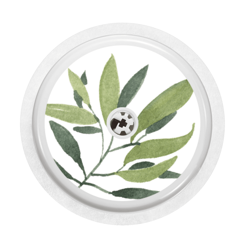 Image of Plant Freestyle Libre Sticker