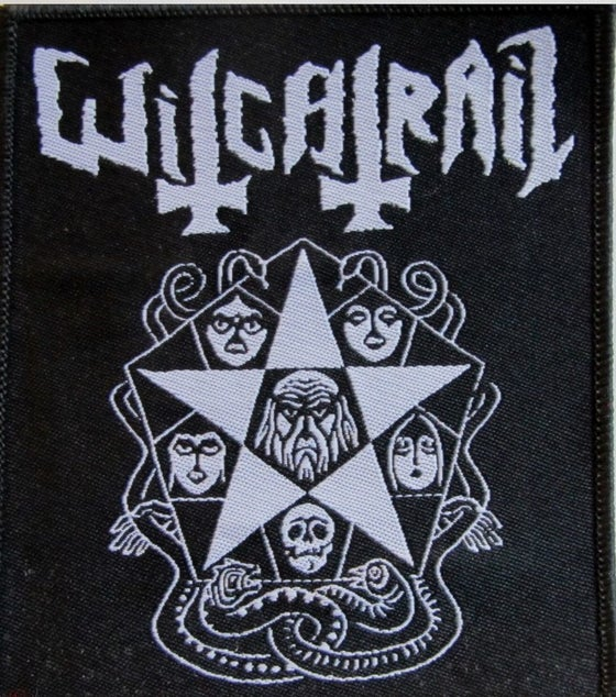 Image of Patch (woven)
