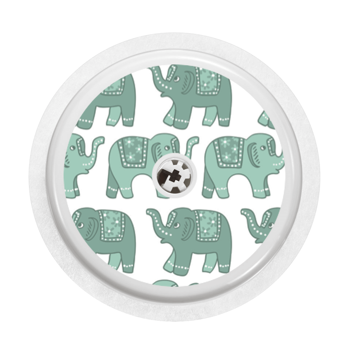 Image of Little elephants Freestyle Libre Sticker