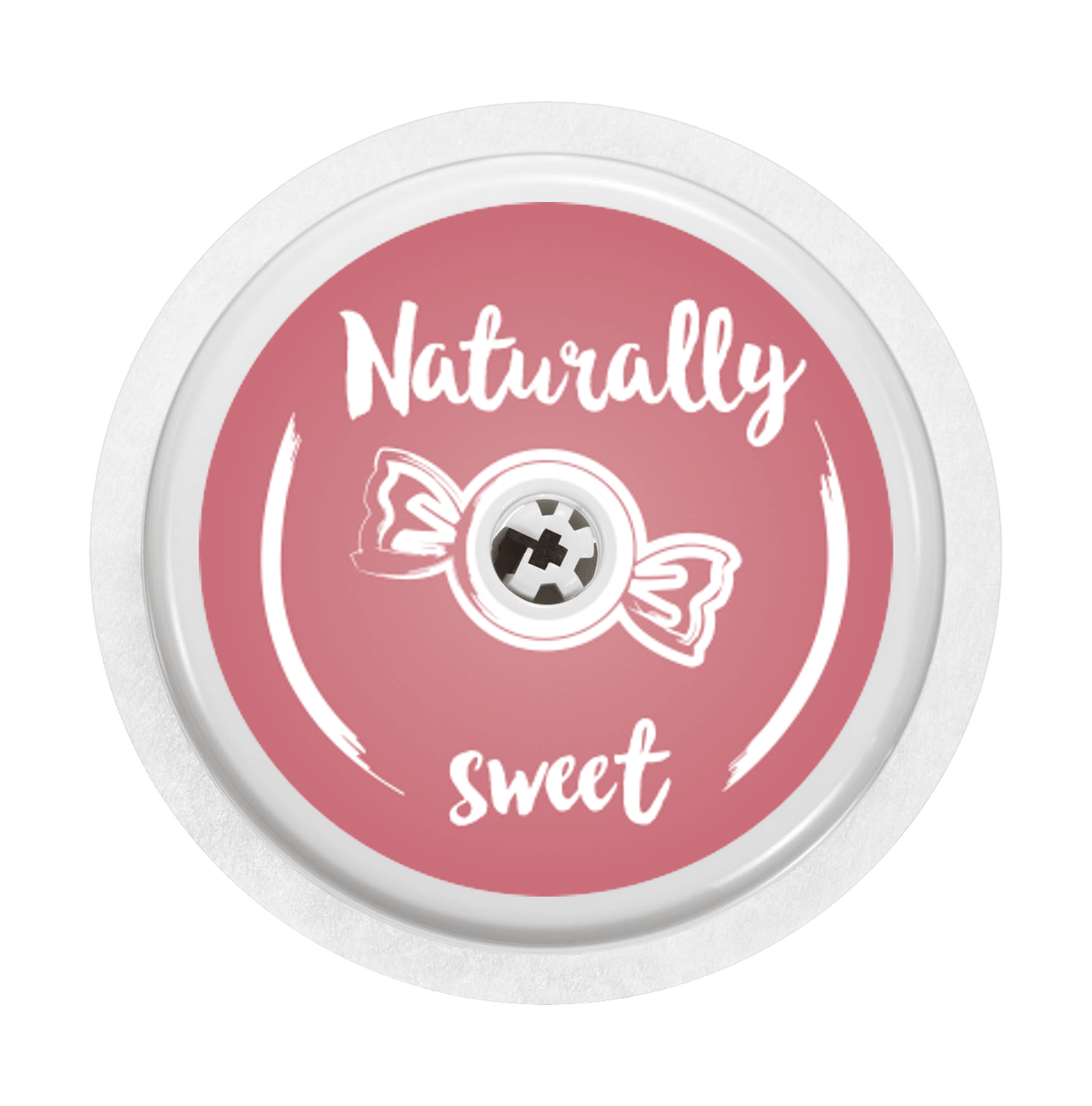Image of Naturally Sweet Freestyle Libre Sticker