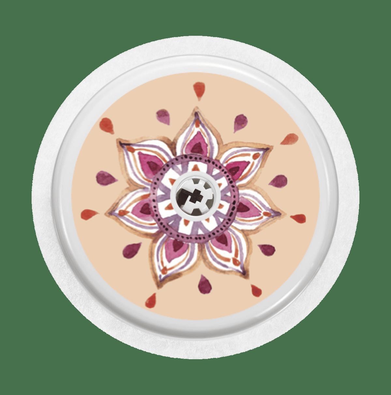 Image of Blossom Freestyle Libre Sticker