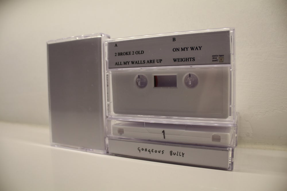 Image of gorgeous bully - better demons EP tape