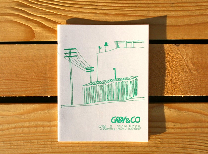 Image of Gaby&Co Zine Vol.1