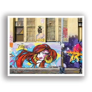Image of 5Pointz Print