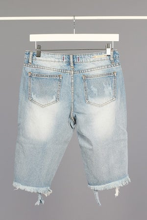 Image of Destroyed Denim