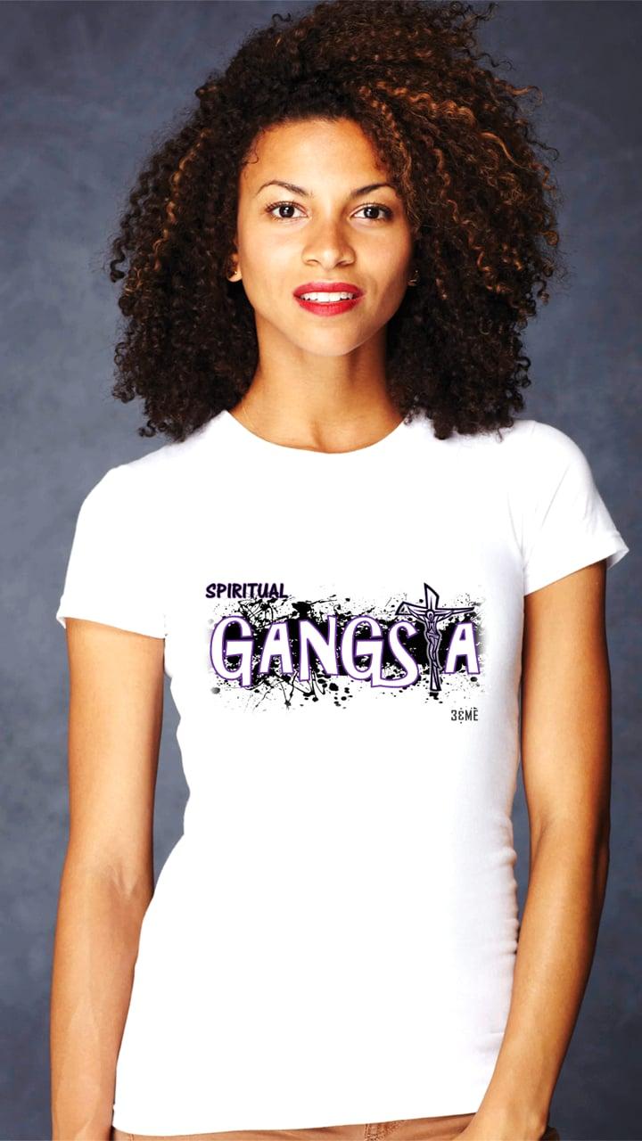 Image of Spiritual Gangsta - Purple