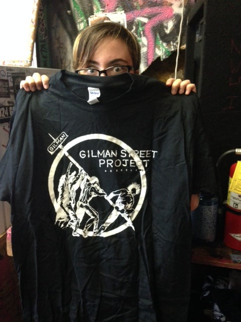 Image of Original Gilman Shirt Designed By Richie Bucher!