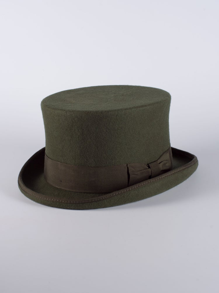 Image of Olive Top Hat cad5eb3058c