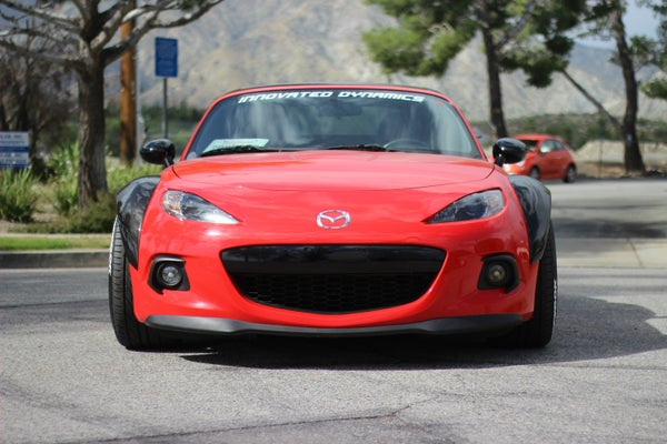 Image of Mazda Miata MX5 Eye Lids (NC3)
