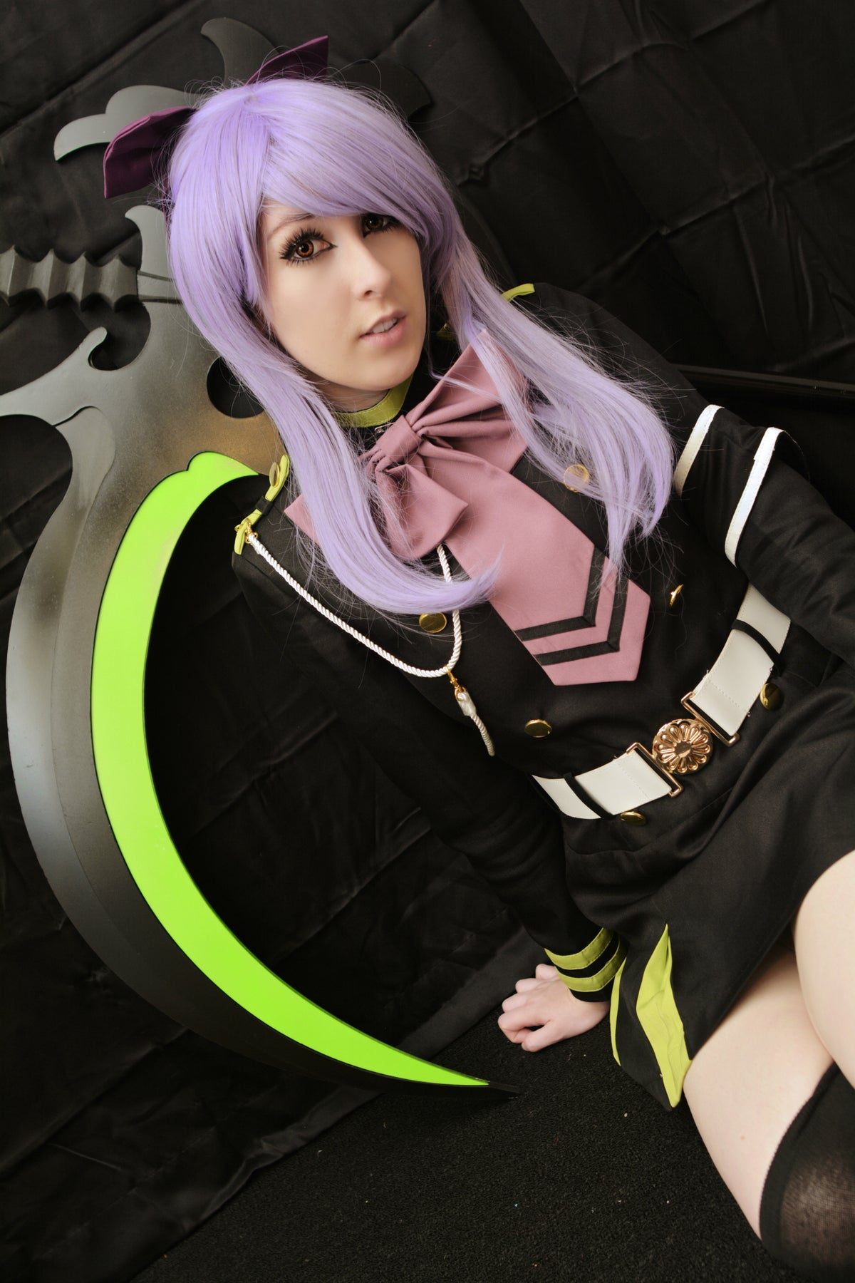 Image of Shinoa Hiiragi Photoset
