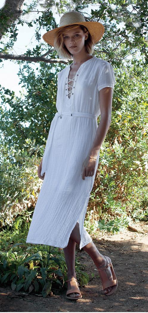 Image of SALE Three Dots Abby Dress