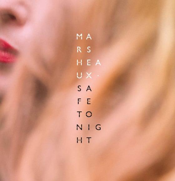 Image of CDUN61 MARSHEAUX:             Safe Tonight CD Single