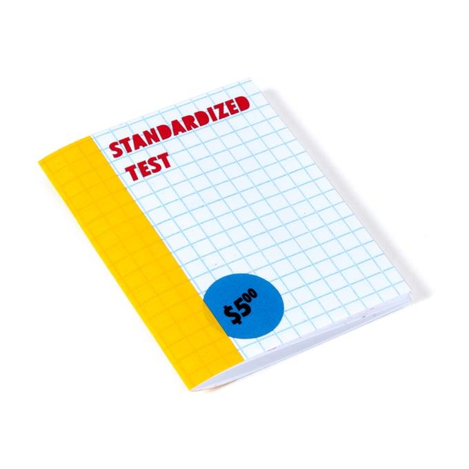 Image of Standardized Test - Matt Borgia