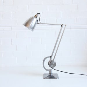 Image of Hadrill & Horstmann counterpoise desk lamp