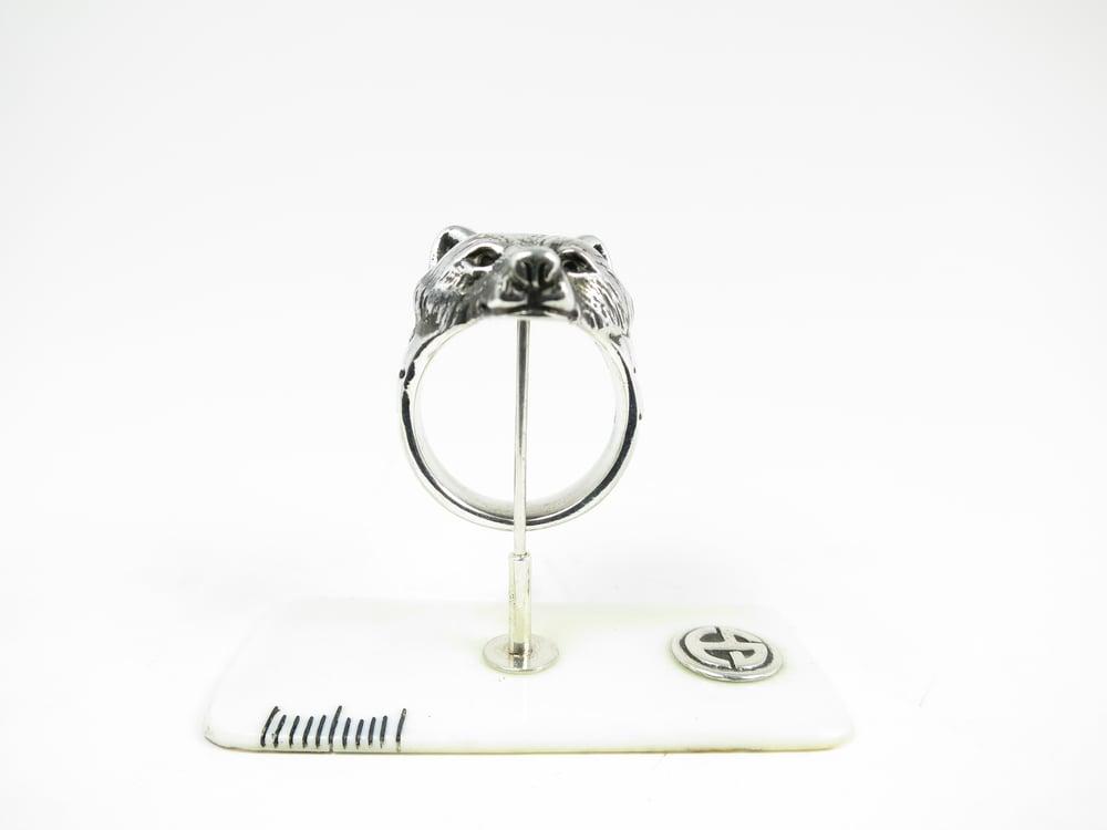 Image of Bear - ring