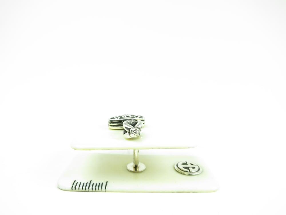 Image of Mjolnir - bead