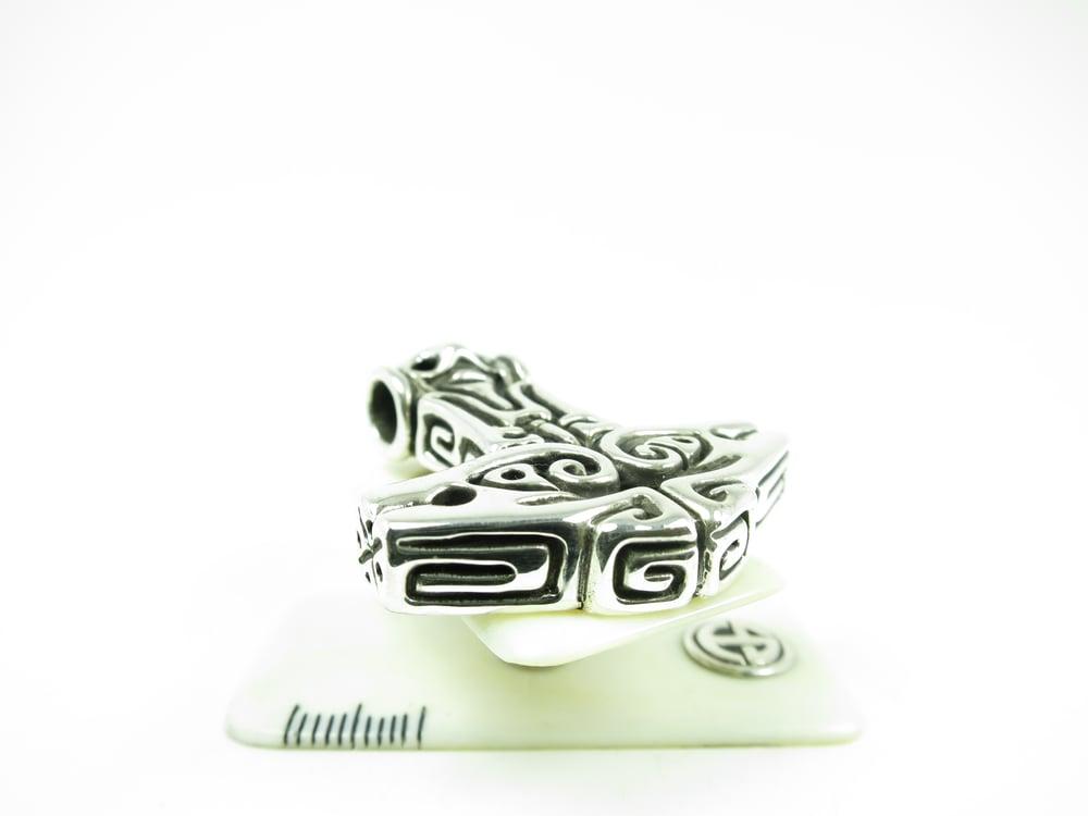 Image of Mjolnir - pendant 2