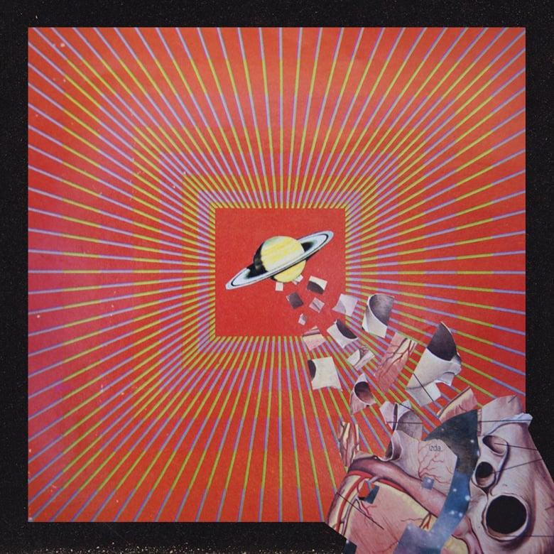 Image of LAY LLAMAS - The Lay Llamas LP [ltd.400 Black Vinyl]
