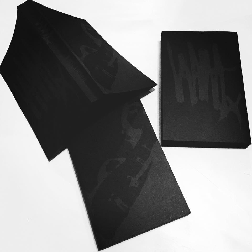 Image of Black Book (4th Anniversary Rare Print)