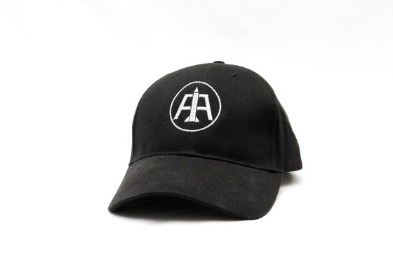 Image of Black Logo Dad Hat