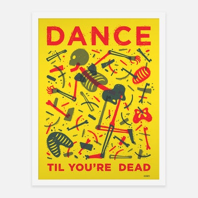 DANCE TIL YOU'RE DEAD (2016) - Sorry.