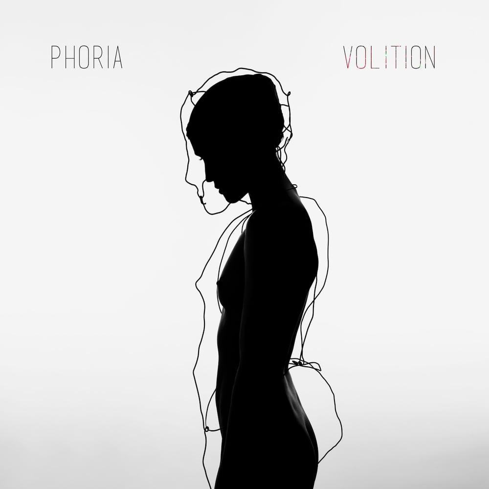 Image of Phoria - Volition (Album) CD (XN010)