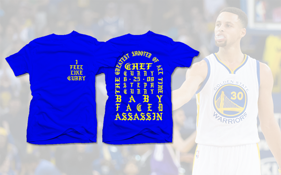Image of I Feel Like Curry Shirt