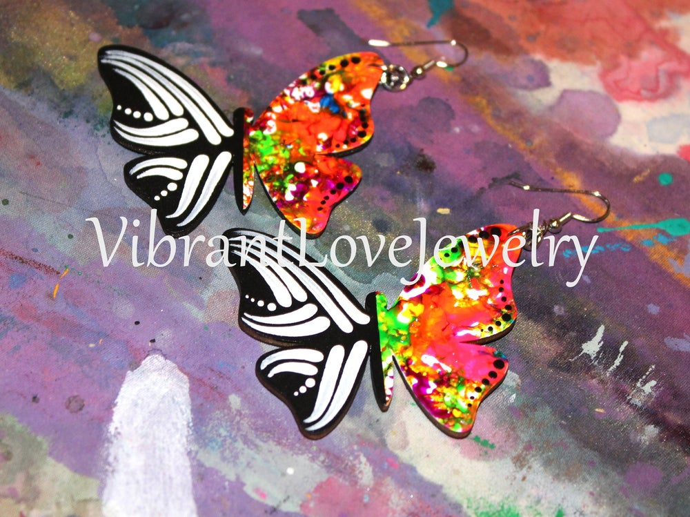 "Image of ""Lifted Love"" Earrings!"