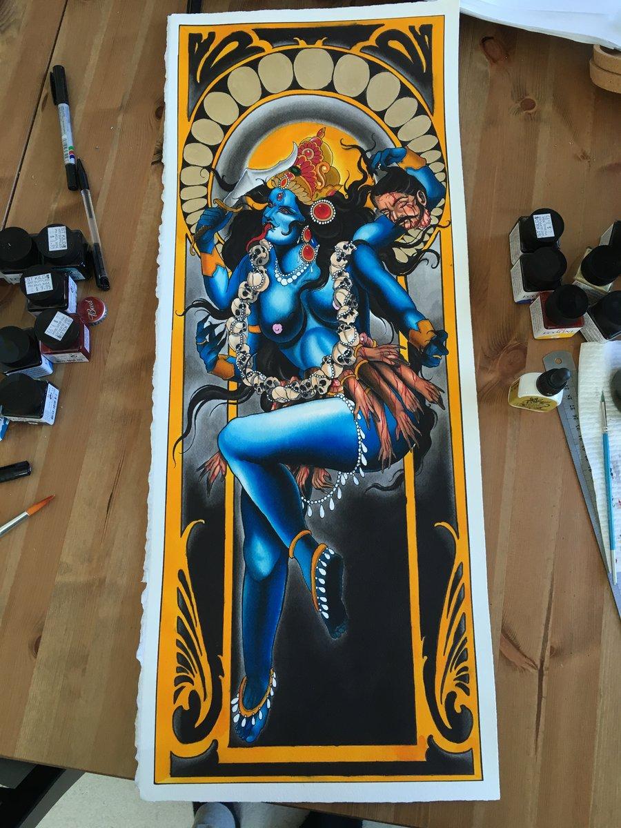 Image of Kali Print
