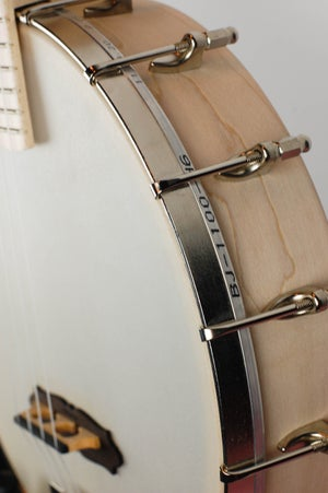 Image of Deering Goodtime Concert Banjo Ukulele (CASE & ARMREST INCLUDED)