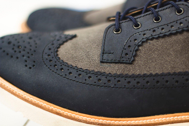Image of Handmade Shoes | 601 Brogue Wingtip