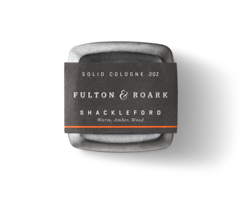 Image of Fulton and Roark Solid Colognes