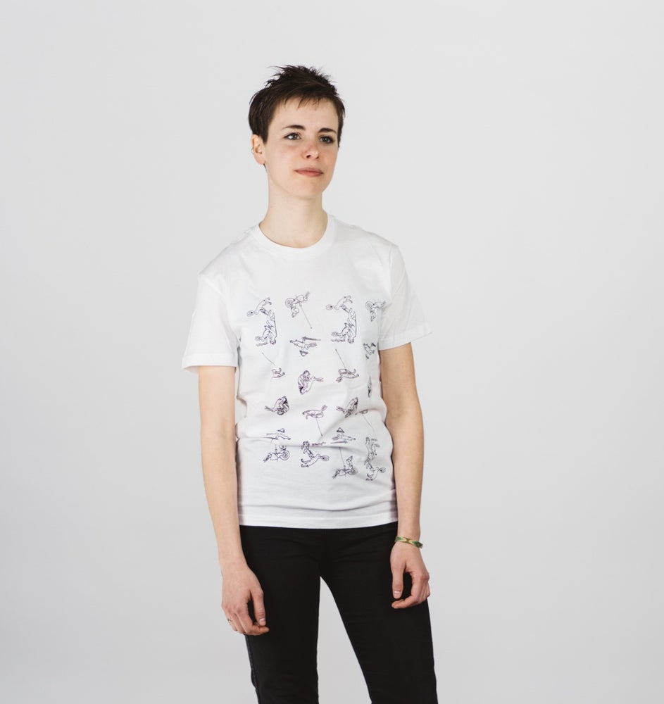 Image of MEDIEVAL RABBIT TEE
