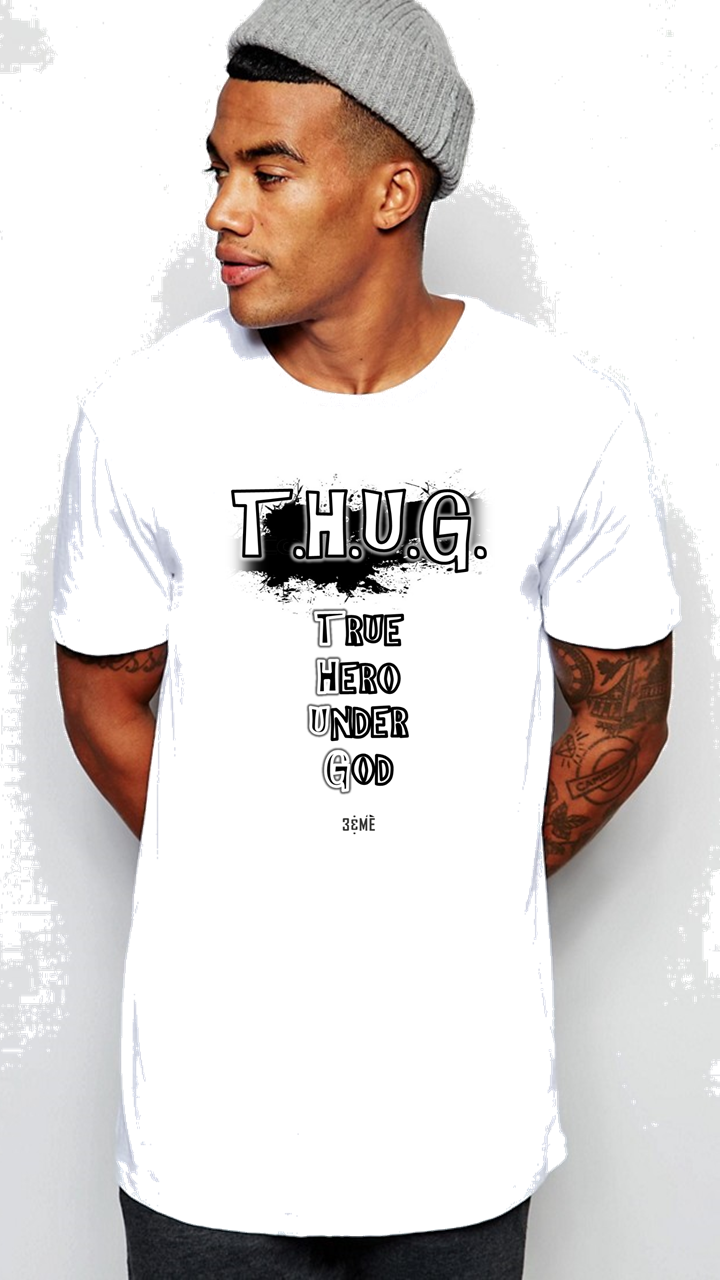 Image of THUG - Black