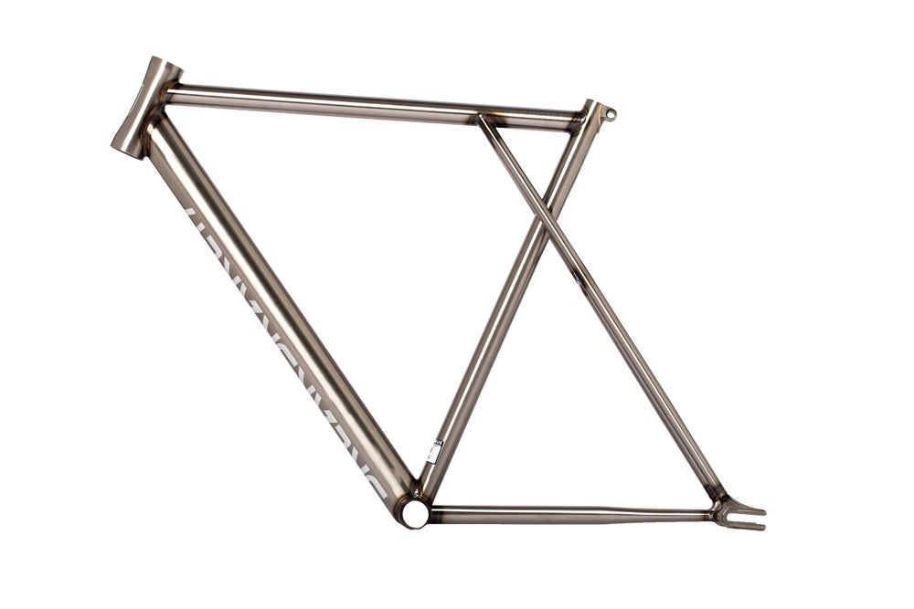 Image of TRANSFER LOW PRO TRACK FRAME-RAW FINISH RESTOCK 2018/6/15