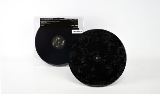 Image of Hydrogen Sea & I will, I swear - If the stars grow dim tonight (ETCHED vinyl) LAST COPIES